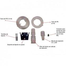 Kit Instalacion Bombas Dosificadoras. Filtro Fondo. Racor. Inyeccion…