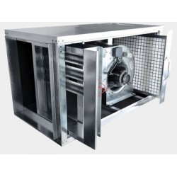 Climatizador Electrico Standar Bd 25/25 M6 15 Kw.
