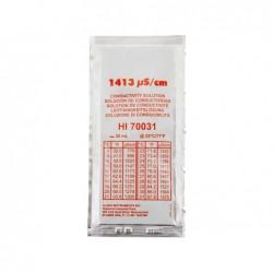 Solucion Calibracion 1413 Microsiemens/Cm  A 25º (25X20Ml) Hi70031P