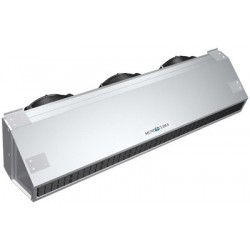 Cortina Aire Industrial Gran Caudal Calefaccion Agua Bateria 2...