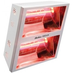 Calefactor Infrarrojo Titan Tv 2.3