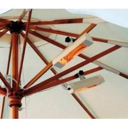 Calefactor Infrarrojo Helios Top 15 Montaje En Exterior Ip55