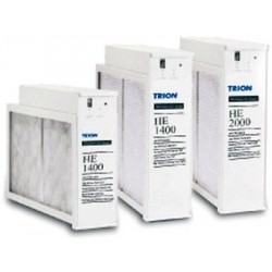Filtro Carbon Activo En Grano Para He Plus 1400 (2 Unidades Por...