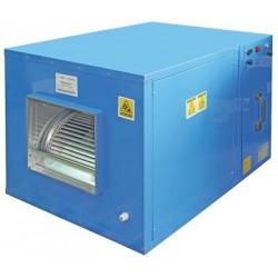 Unidad De Filtración Electrostatica Mundoclima 2500 M3/H Ufe- He...