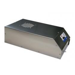Generador Ozono Go-500V  Con Ventilador (Caja En Acero Inoxidable.)...