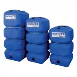 Deposito Modular Basico Schutz Agua Block 1000 Lts.