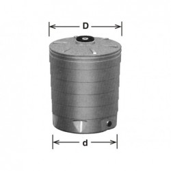 Deposito Agua Aquatonne 500 L.