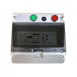Cuadro Simple Con Sondas Pozo-Deposito Siler Monofasico 3,5-5...