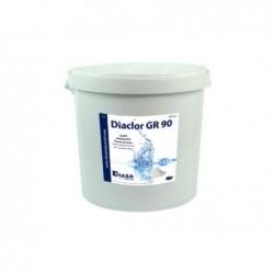 Cloro Granulado Disolución Lenta Gr90 Envases 25 Kg,