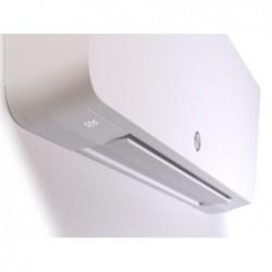Fan Coil Bi2 Wall Slw Inverter 400 Tr (Touch Remote) Valv. 3 Vias