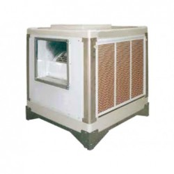 Acondicionador Evaporativo Ad-09-H  Salida Lateral