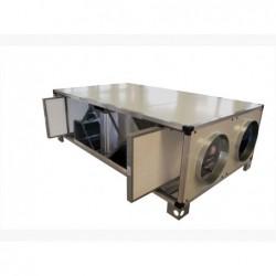Recuperador De Calor Serie Erp Control Basico Mu-Reco 500 Ec-H (F7/F7)