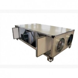 Recuperador De Calor Serie Erp Control Basico Mu-Reco 500 Ec-H...