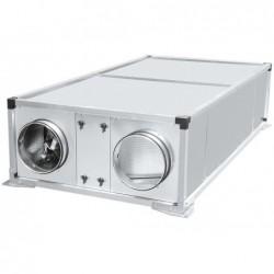 Recuperador De Calor Serie Erp Mu-Reco He 1000 Control-Reg
