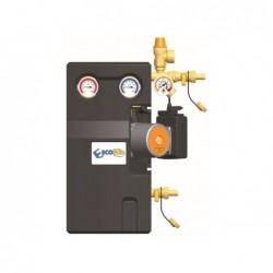 Grupo Hidraulico Escosol Alta Eficiencia Gf Solar Pml 25-145 Reg....