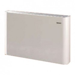 Emisor De Baja Temperatura Eco Heat 1290/638W Blanco 900X700X165Mm