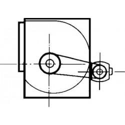Ventilador Simple Aspiracion  Cubik 18/9 De 1,5Cv