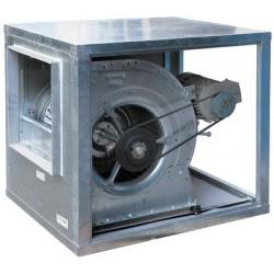 Caja Ventilacion Bv 19/19 De 0,25 Cv + Bancada