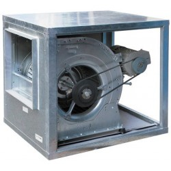 Caja Ventilacion Bv 33/33 De 1 Cv + Bancada