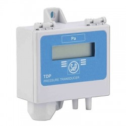 Transmisor De Presion Con Display Tdp-D