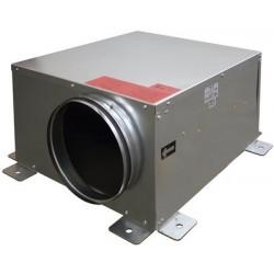 Caja Ventilacion Mundofan Mu-Inline 200 Baja Silueta