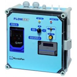 """Cuadro Caudal Constante """"Flowset"""" Mon/Mon 0,75Kw (7A) + Sonda"""