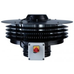 Extractor Centrífugo De Tejado Ctb/4-500/200