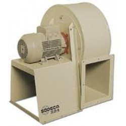 Ventilador Centrifugo Turbina Multipala 400C/2H Tcmp-820-4T