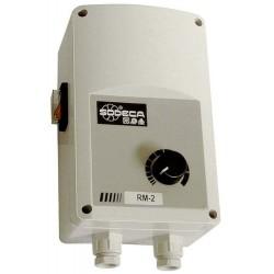 Regulador Electronico Velocid.Supervent Modelo Rm-01