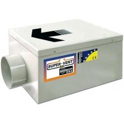 Ventilador En Linea Supervent Modelo Sv-125/H-T