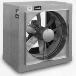 Caja Ventilacion 400ºc/2H Cjtht/Plus-63-4T-1Cv Ie3